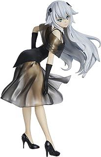 「超次元ゲイム ネプチューヌ」 ブラックハート ドレスver. ノンスケール PVC&ABS製 塗装済み 完成品フィギュア