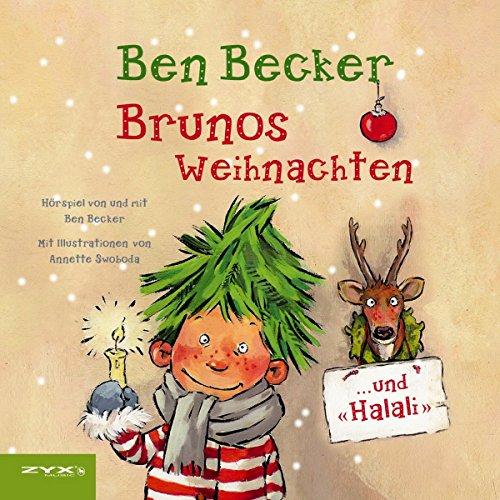 Brunos Weihnachten... und Halali! Titelbild