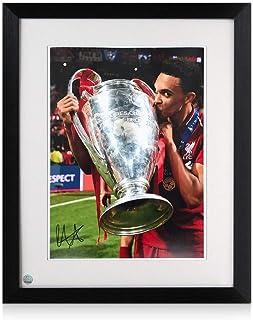 Trent Alexander-Arnold Signed Liverpool Photo: 2019 Champions League Winner Framed | Autographed Memorabilia