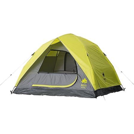 ロゴス(LOGOS) テント ROSY Q-TOP サンドーム M [2~3人用] ハーフフライ タイプ キャリーバッグ付き