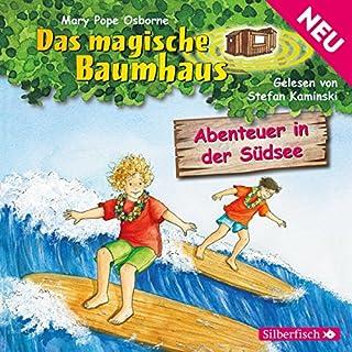 Abenteuer in der Südsee (Das magische Baumhaus 26) Titelbild