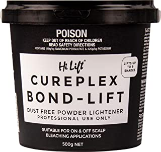 Hi Lift Cureplex Bond Lift Bleach 500g, 500 g