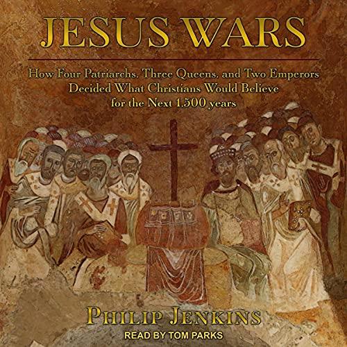 Jesus Wars cover art