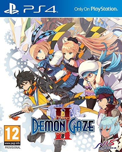 Demon Gaze II - PlayStation 4 [Edizione: Regno Unito]