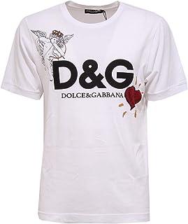grand choix de ab2a3 52536 Amazon.fr : dolce gabbana homme - T-shirts à manches courtes ...