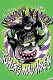 Póster The Lego Batman Movie - Joker's Mad House (61cm x 91,5cm) + 1 póster sorpresa de regalo