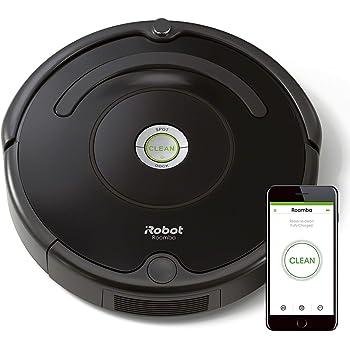 iRobot Roomba 671, Aspirateur Robot pour Tapis et Sols Durs ...