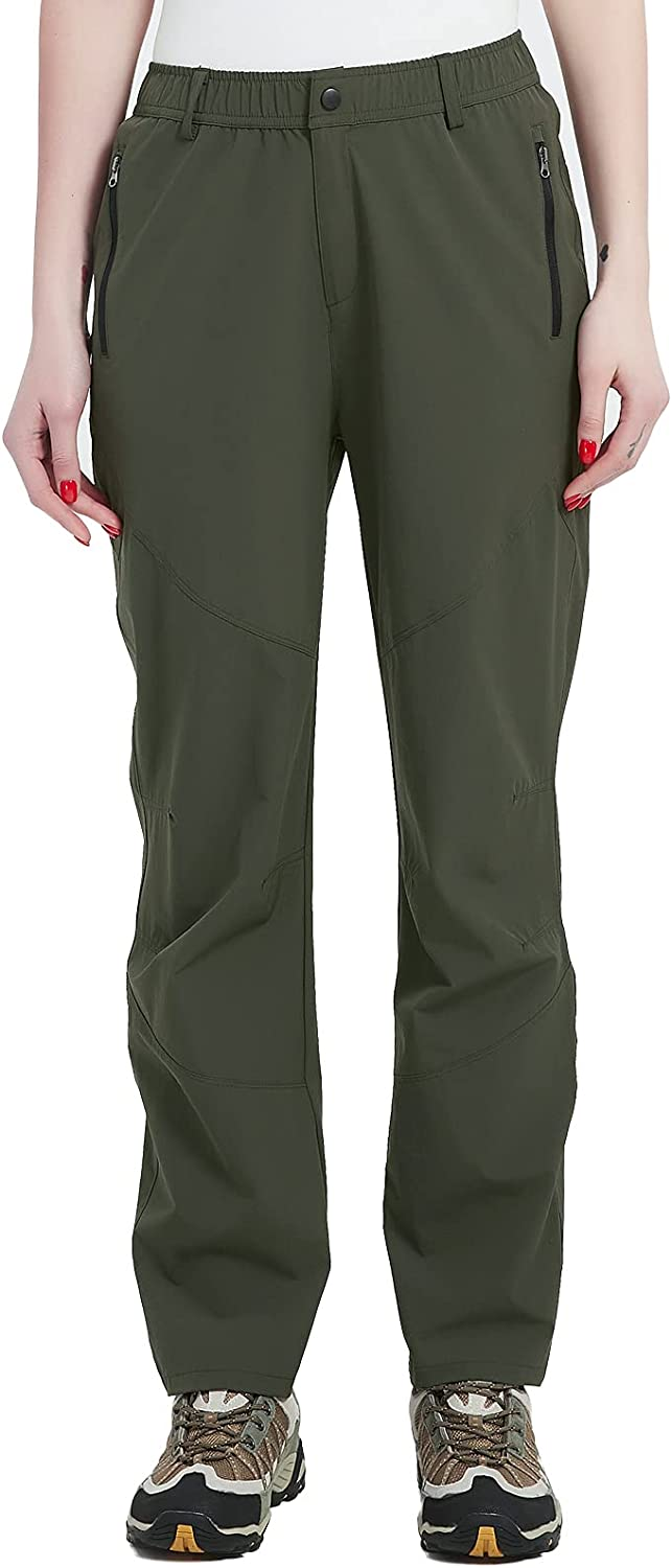 Osflydan Women's Outdoor Hiking Max 83% Sales of SALE items from new works OFF Resistant Pants Water Lightweigh