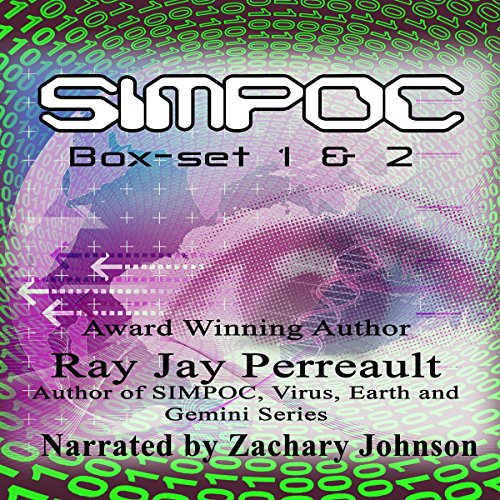 SIMPOC Audiobook By Ray Jay Perreault cover art