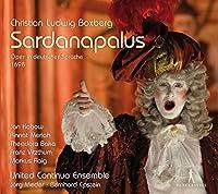 Boxberg: Sardanapalus by Joerg Meder