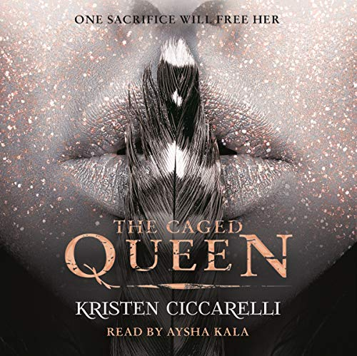 The Caged Queen cover art