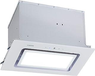 KLARSTEIN Hektor - Hotte aspirante, 52 cm, extraction max. 506 m³/h, CEE: C, 3 niveaux, minuterie de post-ventilation, pan...