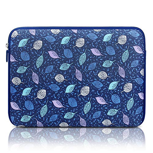 Arvok 13-14 Inch Laptop Sleeve Multi-color & Size Choices Case/Water-resistant Neoprene Notebook Computer Pocket Tablet Briefcase Carrying Bag/Pouch Skin Cover For Acer/Asus/Dell/Lenovo