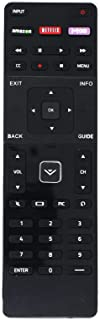 New QWERTY Dual Side Remote XRT500 with Back Light for VIZIO Smart TV M43-C1 M49-C1 M50-C1 M55-C2 M60-C3 M65-C1 M70-C3 M75...