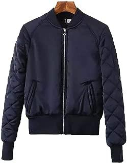 Feilongzaitianba Splice Sleeves Baseball Jacket Casacos Femininos College Jacketswomen Bomper Jacket Coats