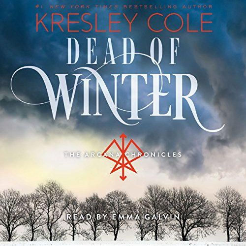 Dead of Winter: Arcana Chronicles, Book 3 audiobook cover art