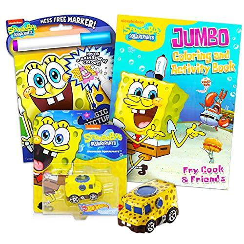 Nick Shop Hot Wheels Spongebob Car Bundle ~ Spongebob Hot Wheels Car...
