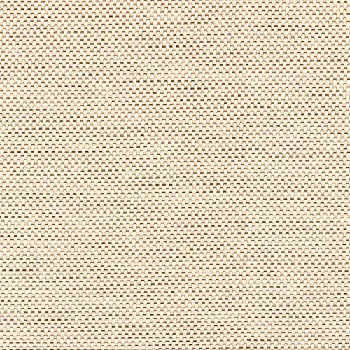 NOVELY® Oxford 330D | 1 lfm | Leinen Look Polyester PU wasserabweisend Mélange Polsterstoff (05 Creme)