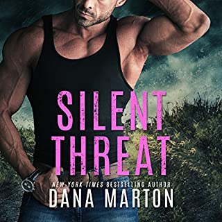 Silent Threat audiobook cover art