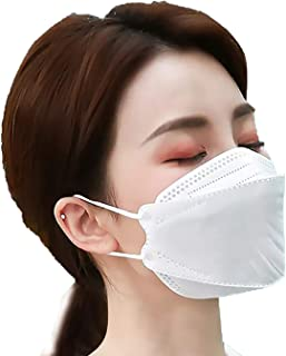 SWIFT 20 Pcs face mask individual packaged (white)