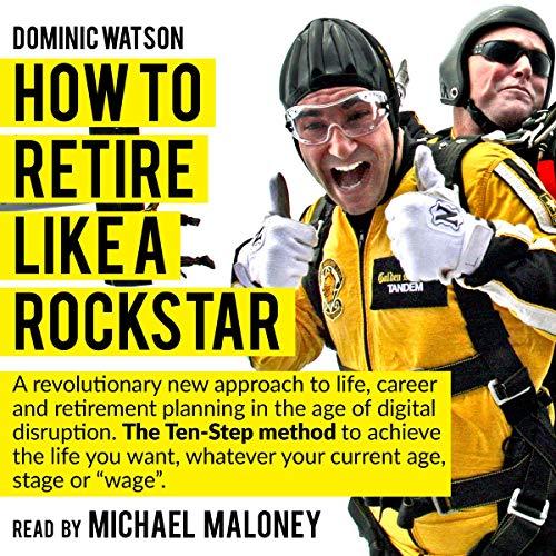 Couverture de The Rockstar Retirement Programme