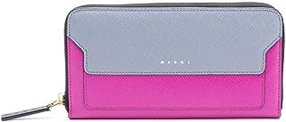 Luxury Fashion   Marni Womens PFMOE11U08LV520Z254N Fuchsia Wallet   Fall Winter 19