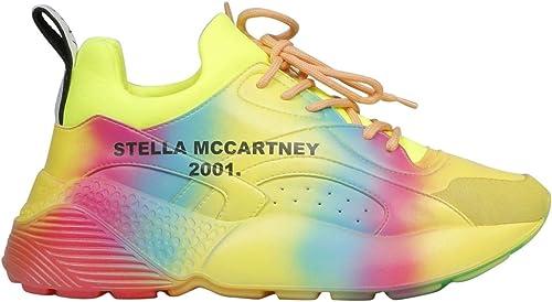 Stella McCartney Damen 570709W188G4766 Multicolour Stoff Turnschuhe