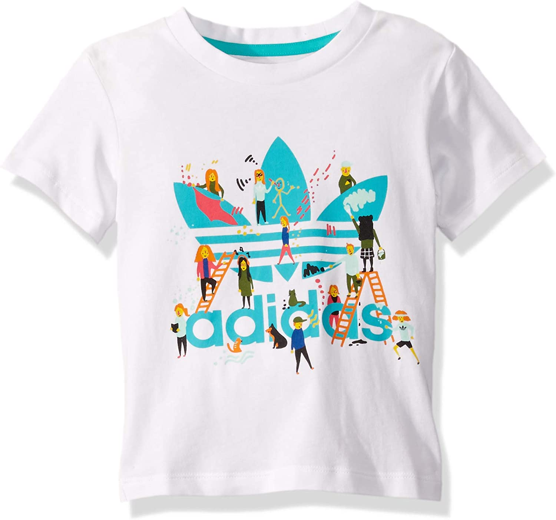 adidas Originals Baby Girls' Infants Tee