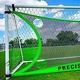 8'x24' Precision PK-Pro II Sniper's Target Goal Net