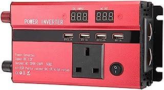 24V to 220V Inverter Power Inverter, Modified Sinusoid Waveform Car Inverter, for(12V to 220V, 3000W)