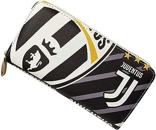 STER-TSP Juventus Fc Wallet Soccer Club Unisex PU Zip Long Wallet