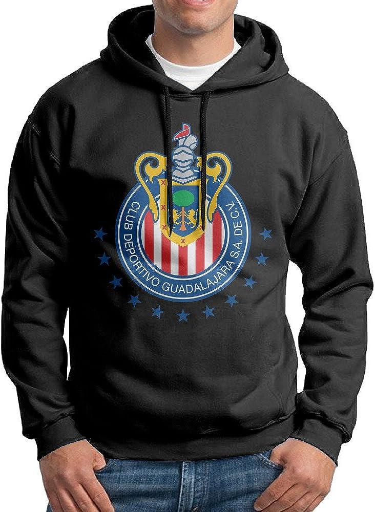 Music Chivas De Guadalajara Men's Fleece Nashville-Davidson Mall Lightweight Blac Direct stock discount Hoodie