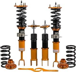 Coilovers for Nissan Fairlady Z 350Z Z33 03 04 05 06 07 08 Suspension Coil Spring Strut Shock Absorber with Adjustable Damper