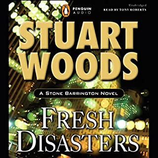 Fresh Disasters audiobook cover art