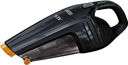 AEG HX6-30STM draadloze handstofzuiger, zakloos, eenvoudige reiniging, tot 30 minuten, 2 snelheden, laadstation, 3 ledlamp...
