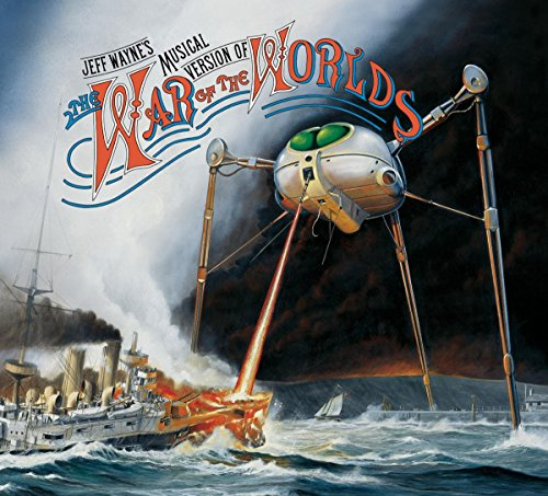 Jeff Wayne\'S Musical Version of the War of the Wor [Vinyl LP]