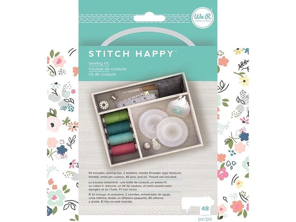 We R Memory Keepers We R Memory Stitch Sth Happy Sewing Kit jbxulkjnjg
