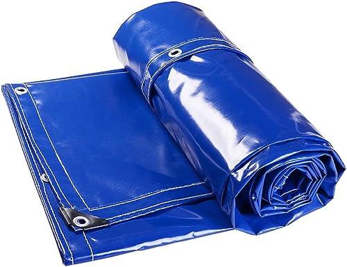 CXSM-Bache Toile Imperméable Toile Renforcée Toile Imperméable Piscine Toile Imperméable Toile Toile Toile Toile Piscine Toile Imperméable Renforcée (Couleur   Bleu, Taille   3x4m)