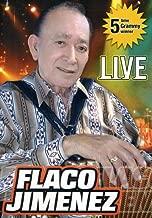 Flaco Jimenez: Live