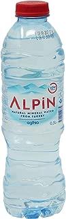 Alpin Natural Mineral Water, 0.5 Liter
