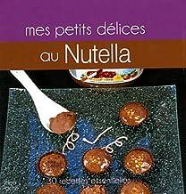 Petits desserts au nutella