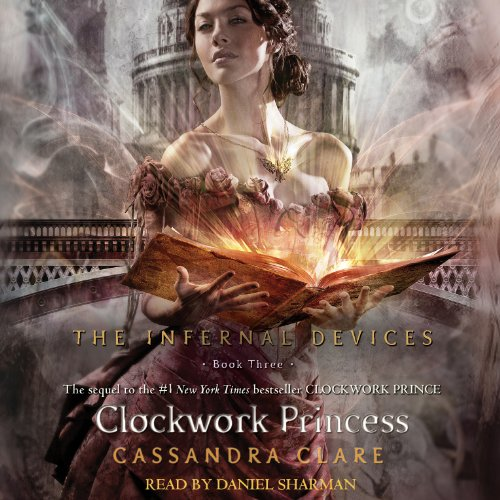 The Clockwork Princess cover art
