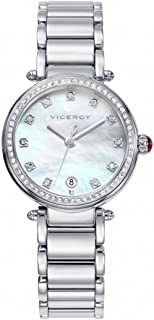 Watch Viceroy 471054-05 Female Penelope Cruz Nacar Steel