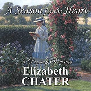 A Season for the Heart audiobook cover art