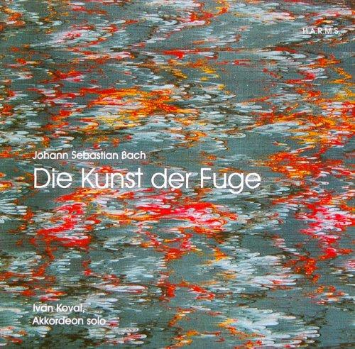 J. S. Bach, Die Kunst der Fuge