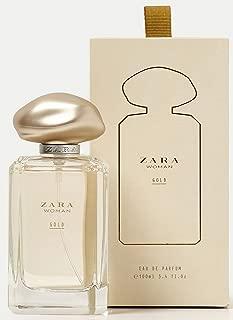 ZARA Woman Rose Gold EAU DE Parfum EDP Fragrance/Perfume New Boxed 100ml