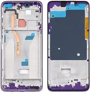 لوحة إطار إطار إل سي دي بمبيت أمامي من ماي جيه إن إف لهاتف شاومي ريدمي K30، نسخة 4G