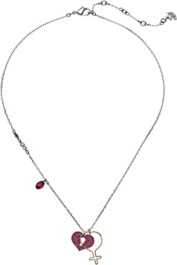 Mine Heart Necklace