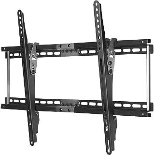 Black Adjustable Tilt//Tilting Wall Mount Bracket for NEC LCD5220-AV-R 52 inch LCD Commercial Display