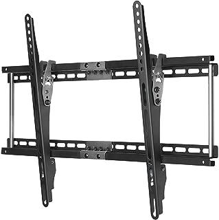 Black Adjustable Tilt/Tilting Wall Mount Bracket for Sharp Aquos LC52E77UN (LC-52E77UN) 52